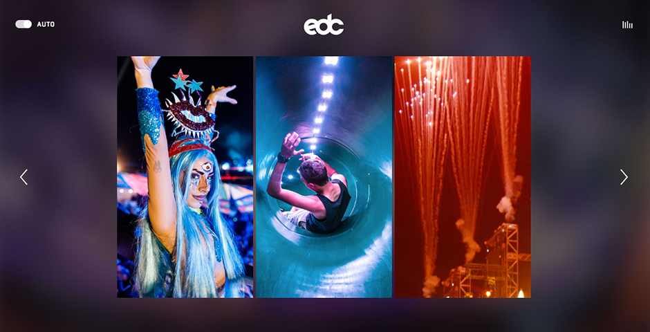 Nominee - Electric Daisy Carnival