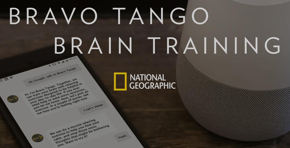 People's Voice - Bravo Tango Brain Training