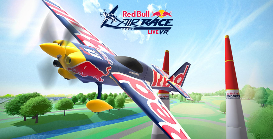 2018 Webby Winner - Red Bull Air Race Live VR