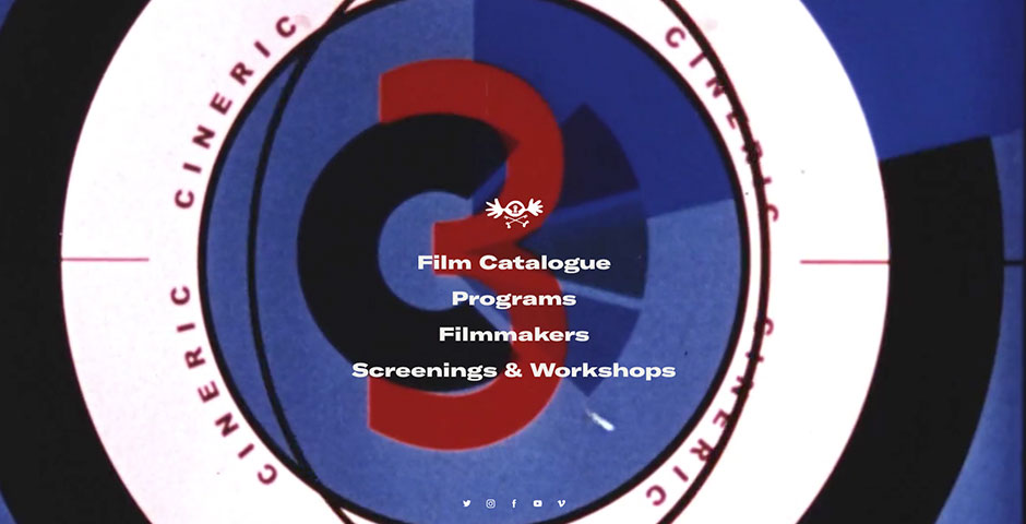 Webby Award Nominee - The Film-makers\' Coop