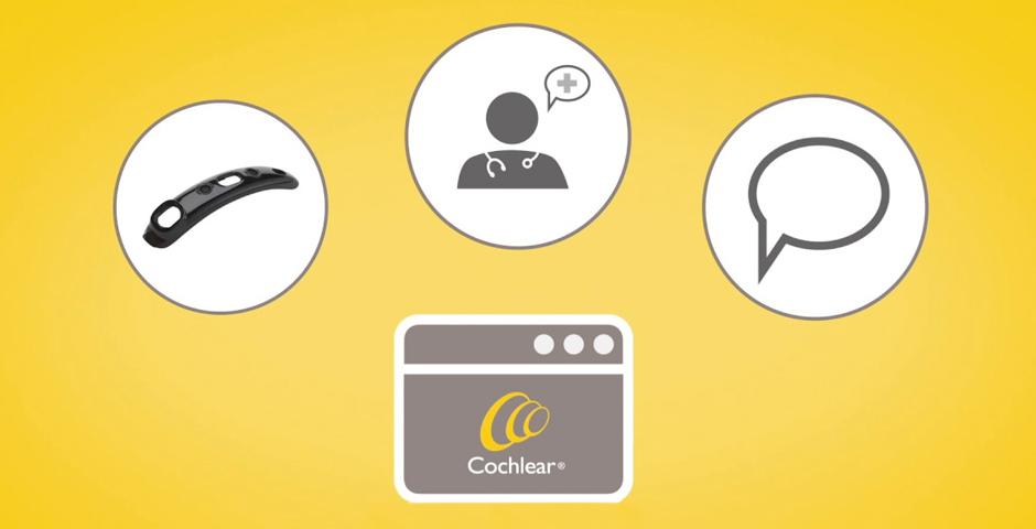 Webby Award Nominee - Cochlear Nucleus Smart App