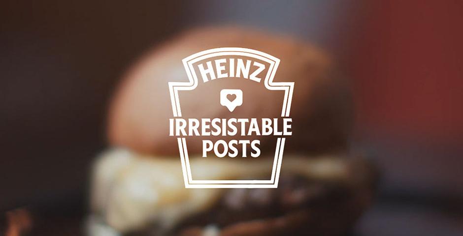 Nominee - HEINZ IRRESISTIBLE POSTS