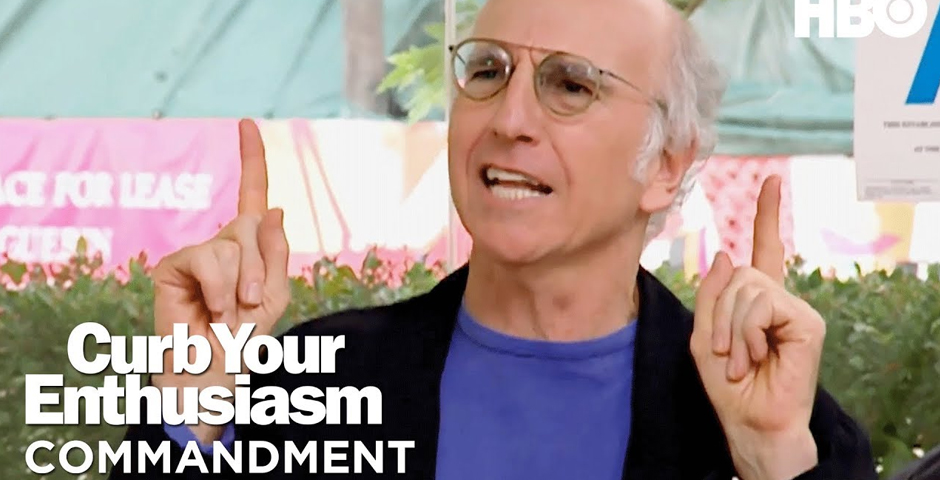 People's Voice / Webby Award Winner - Curb Your Enthusiasm – Binge on Curb