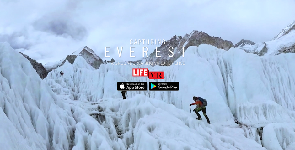 People's Voice - Capturing Everest