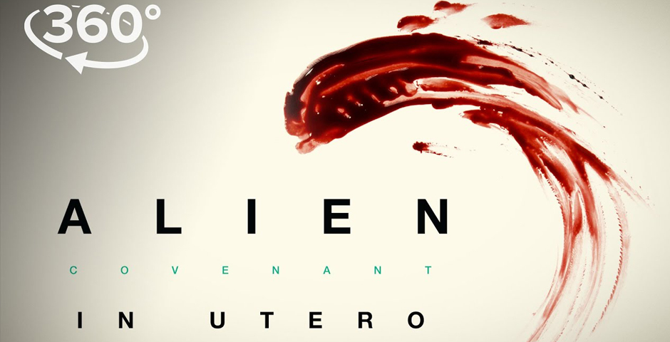 Webby Award Nominee - Alien: Covenant \