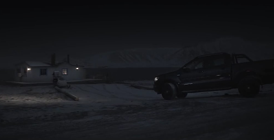 Webby Award Nominee - Ford Ranger Black Edition: 100 Days of Dark