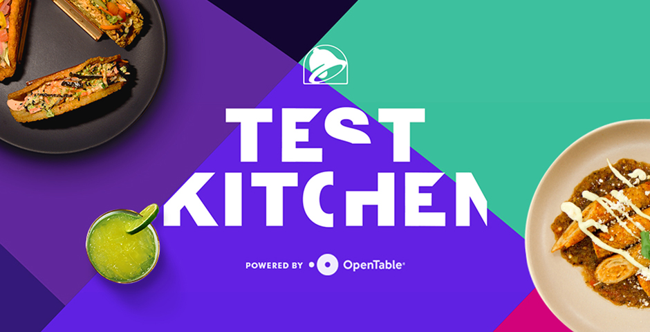 People's Voice - Test Kitchen by Taco Bell