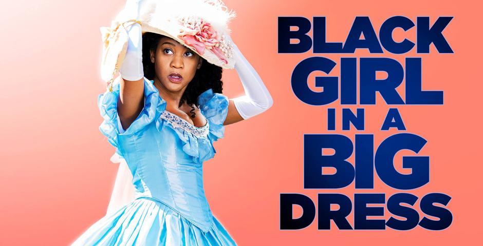 Webby Award Nominee - Black Girl in a Big Dress