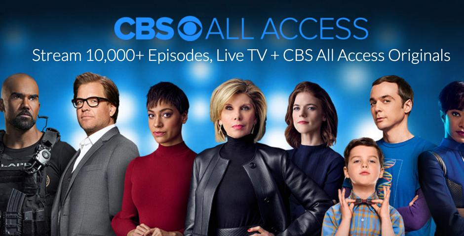 Nominee - CBS All Access