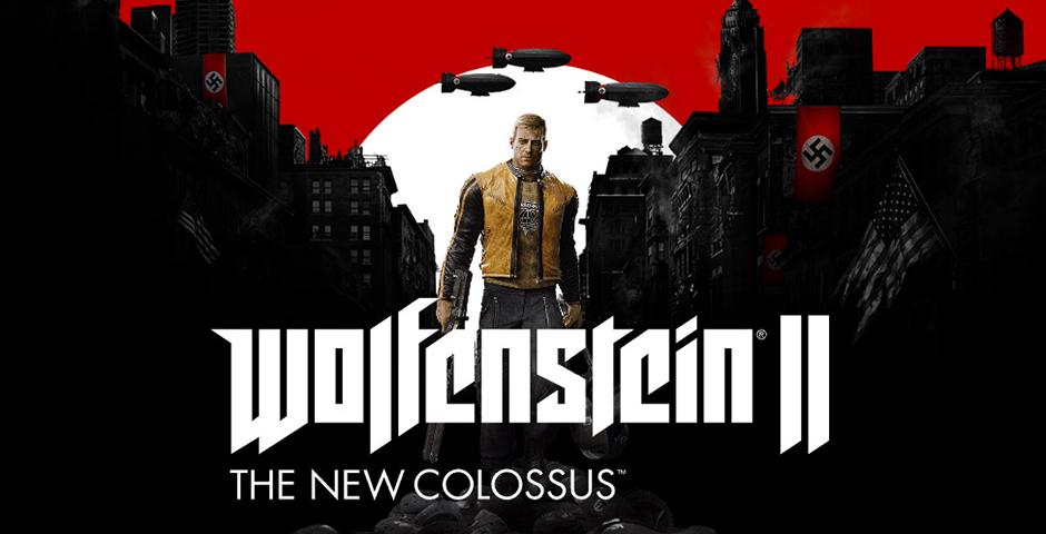 Nominee - Wolfenstein II: The New Colossus