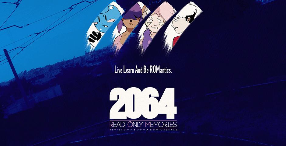 Nominee - 2064: Read Only Memories