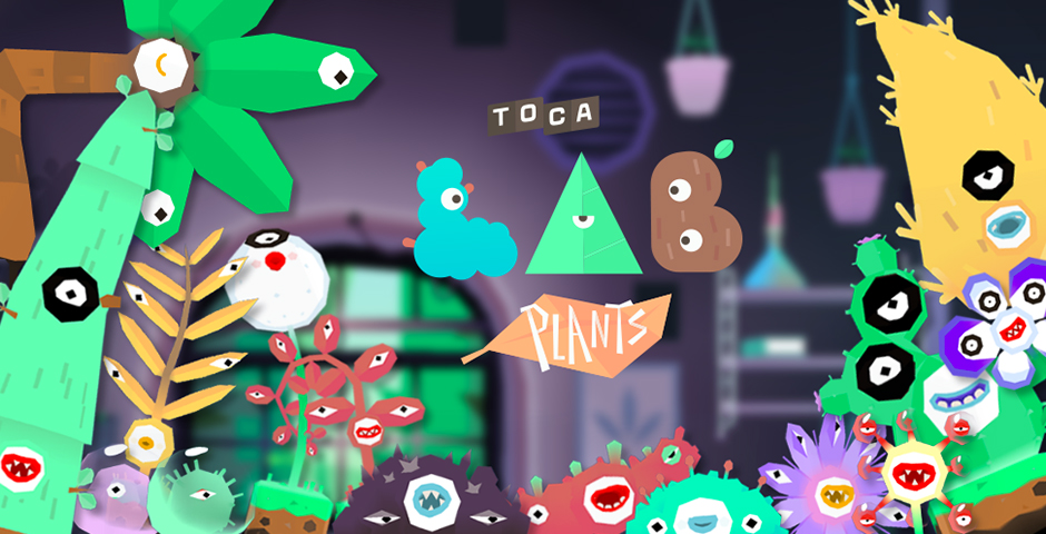 Nominee - Toca Lab: Plants
