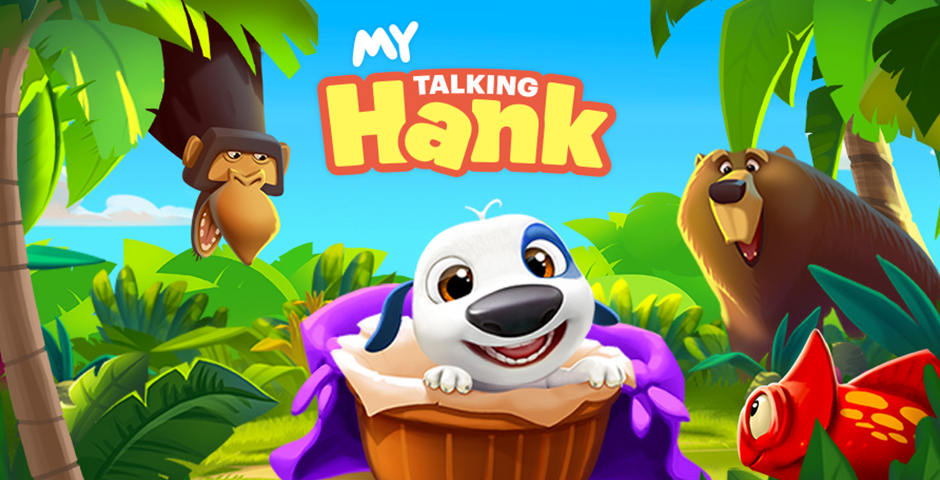 Nominee - My Talking Hank