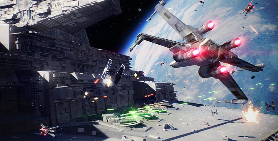 Webby Award Nominee - Star Wars Battlefront 2