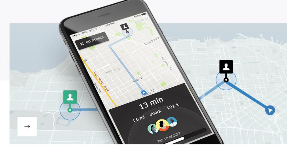 Nominee - Uber.Design