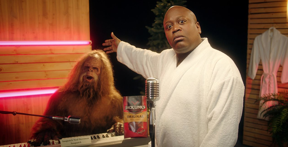 - Coolin' Down With Sasquatch And Tituss Burgess