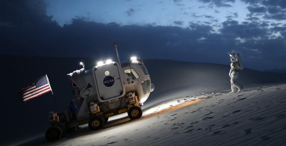 Webby Award Winner - Space Explorers
