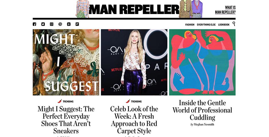 Nominee - Man Repeller