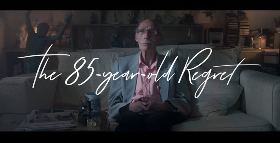 Webby Award Nominee - The 85-Year-Old Regret