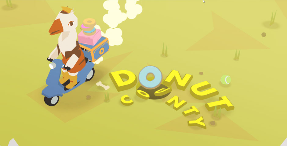 Honoree - Donut County