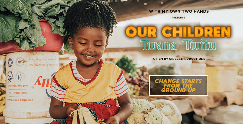 Webby Award Winner - OUR CHILDREN – TWANA TWITU