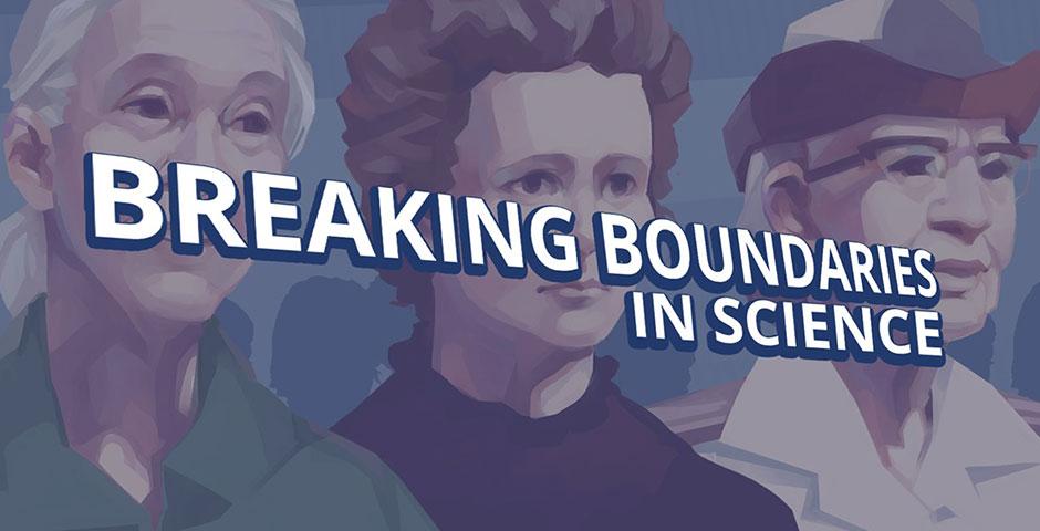People's Voice - Breaking Boundaries in Science
