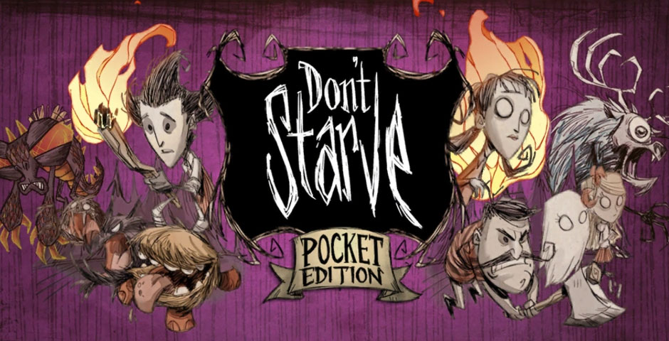 Nominee - Don't Starve: Pocket Edition