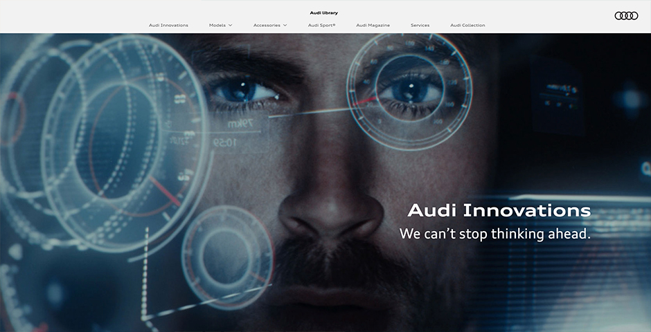 Nominee - Audi Library