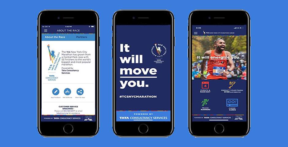 Nominee - 2017 TCS New York City Marathon App