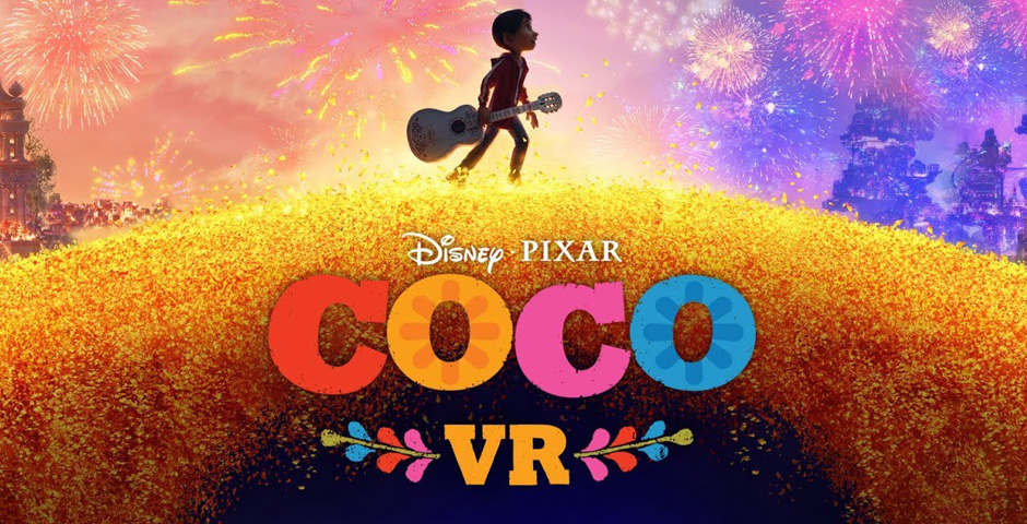 People's Voice / Webby Award Winner - Coco VR