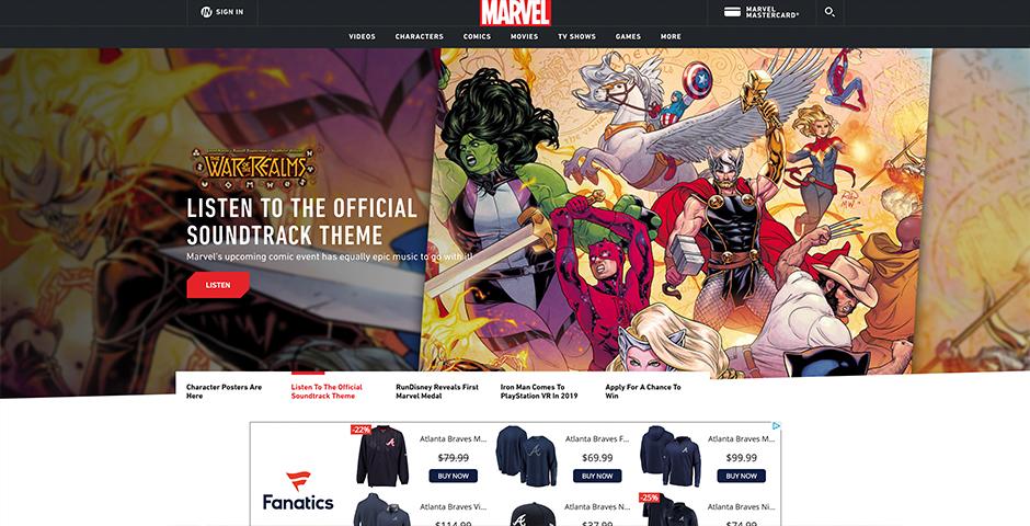People's Voice - Marvel.com