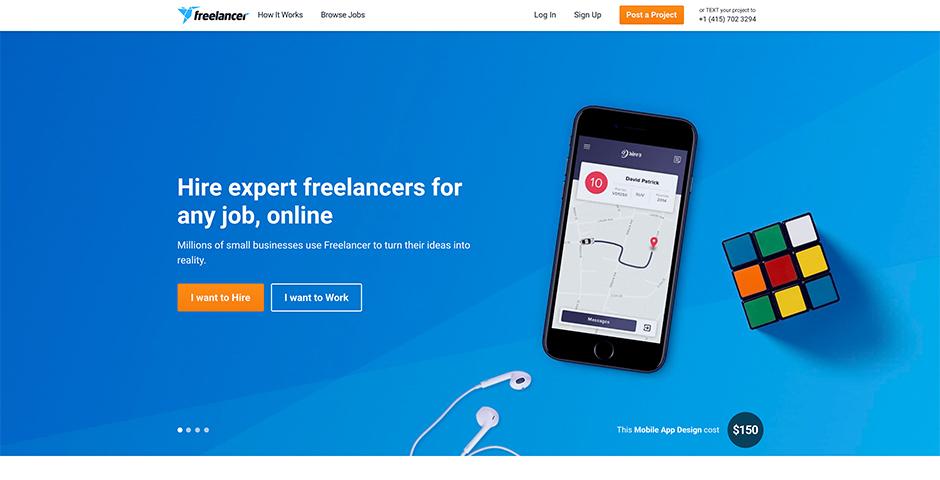 - Freelancer.com