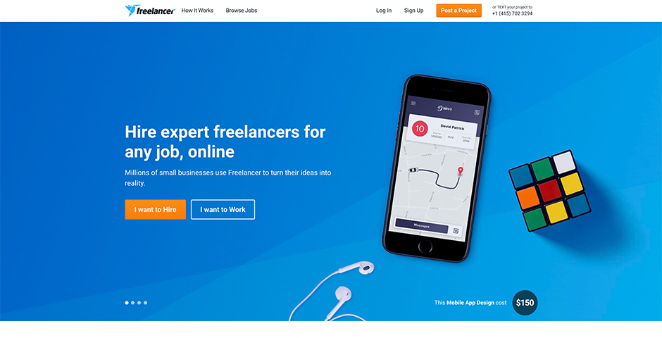 People's Voice - Freelancer.com