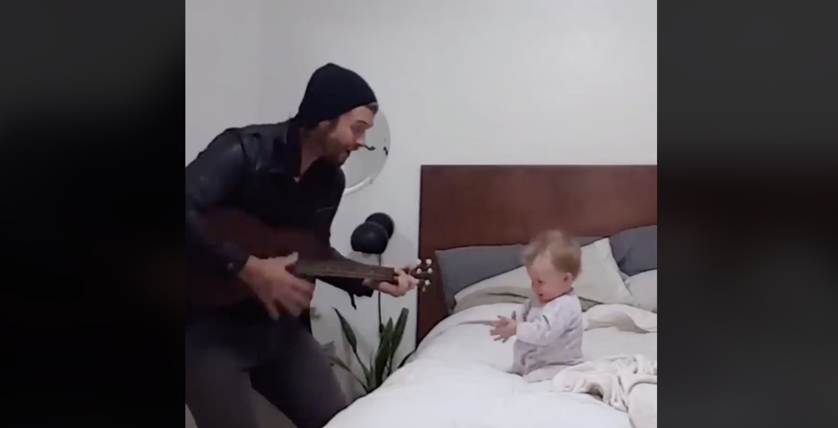 "Nominee - The Dad, Dan Fowlks ""Dream Lover"" Father/Daughter Cover: Video – Viral"