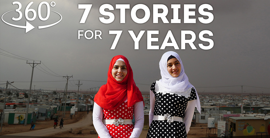People's Voice - 7 Stories for 7 Years