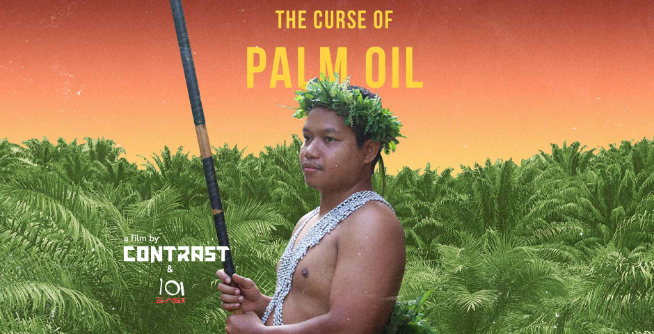 Webby Award Nominee - The Curse of Palm Oil
