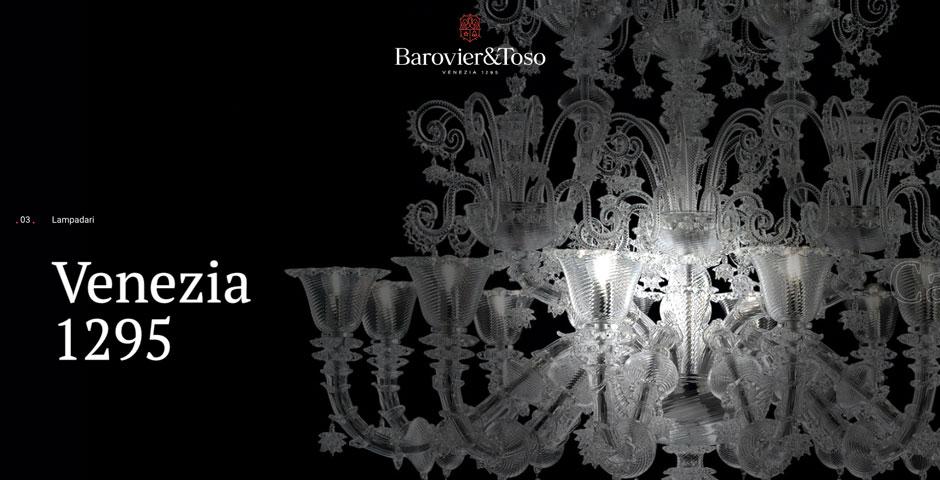 Webby Award Winner - Barovier e Toso