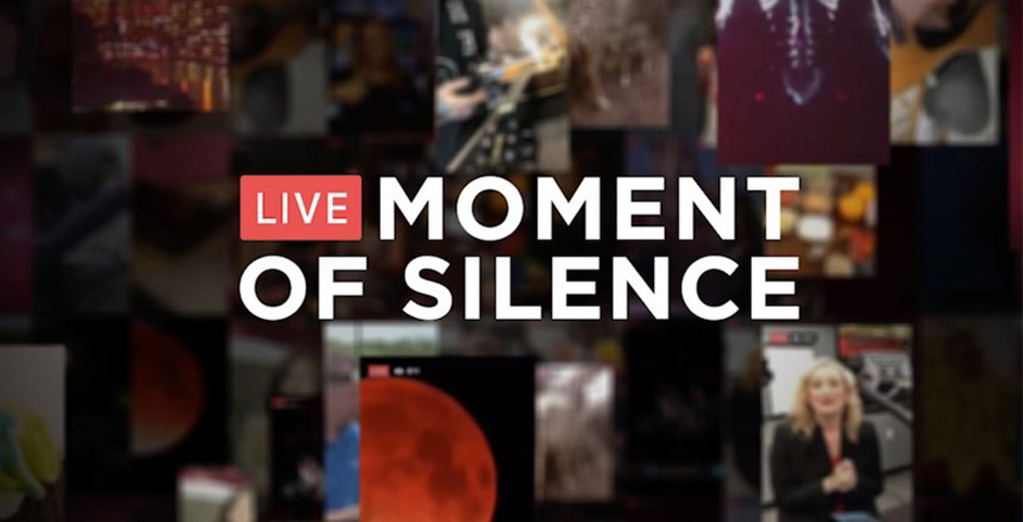 Sandy Hook Promise – Live Moment of Silence