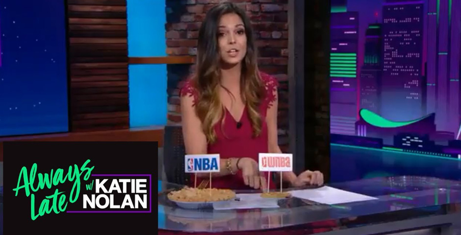 Webby Award Nominee - Always Late with Katie Nolan