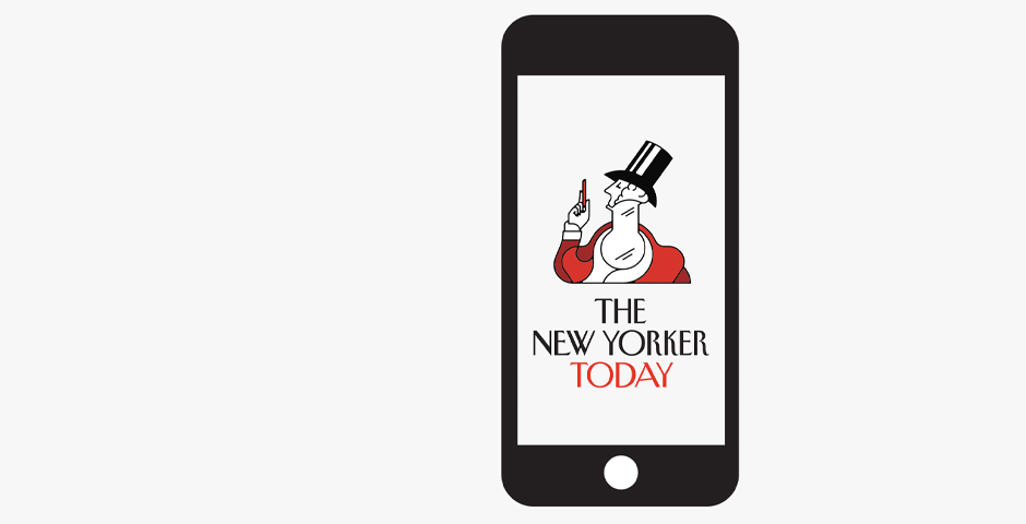 People's Voice - The New Yorker Today app