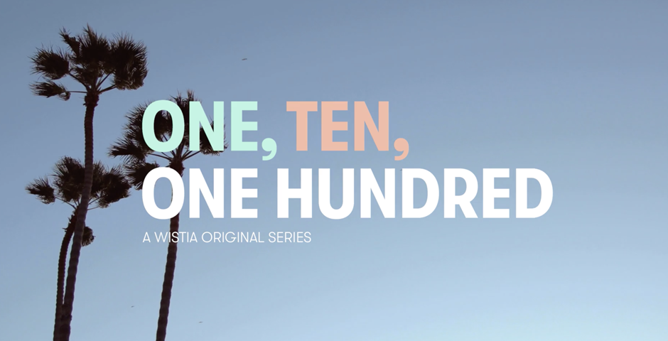 People's Voice / Webby Award Winner - One, Ten, One Hundred
