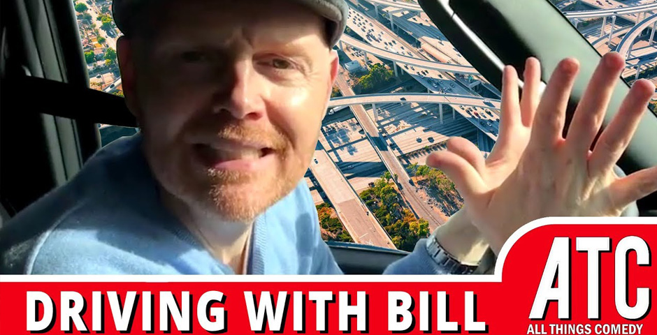 Nominee - Bill Burr's Guide To Driving Etiquette