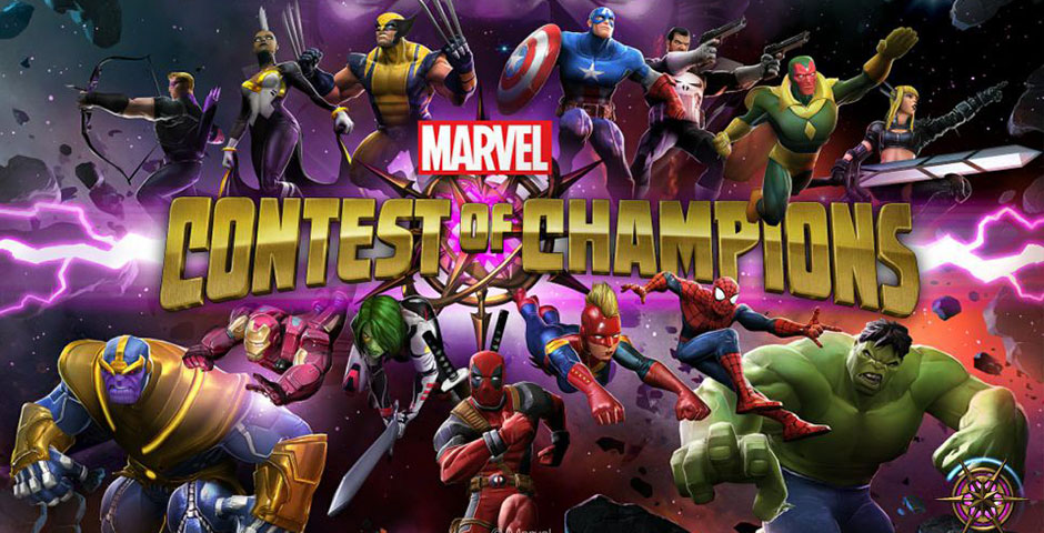 Honoree - Marvel Contest of Champions
