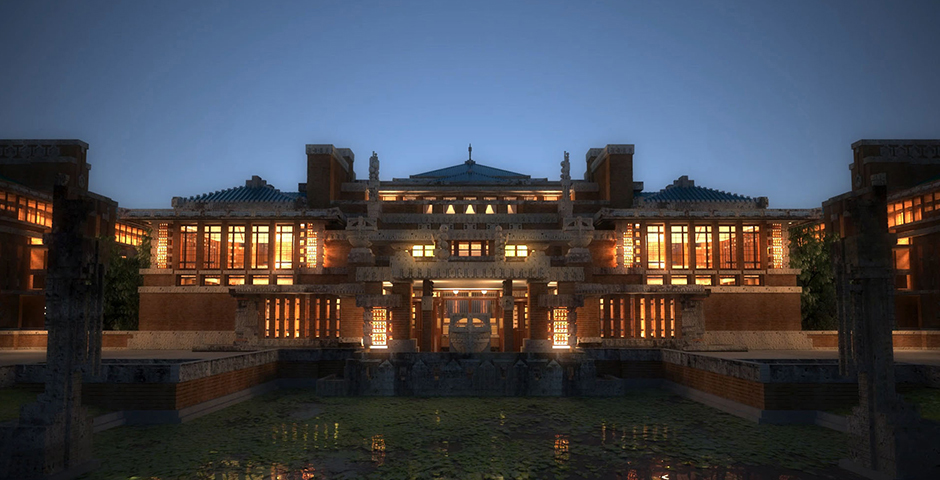 Nominee - VR STORY – IMPERIAL HOTEL TOKYO VR REPRODUCTION PROJECT BY FRANK LLOYD WRIGHT
