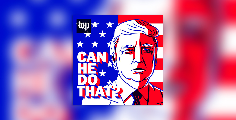 Nominee - Can He Do That? | The Washington Post