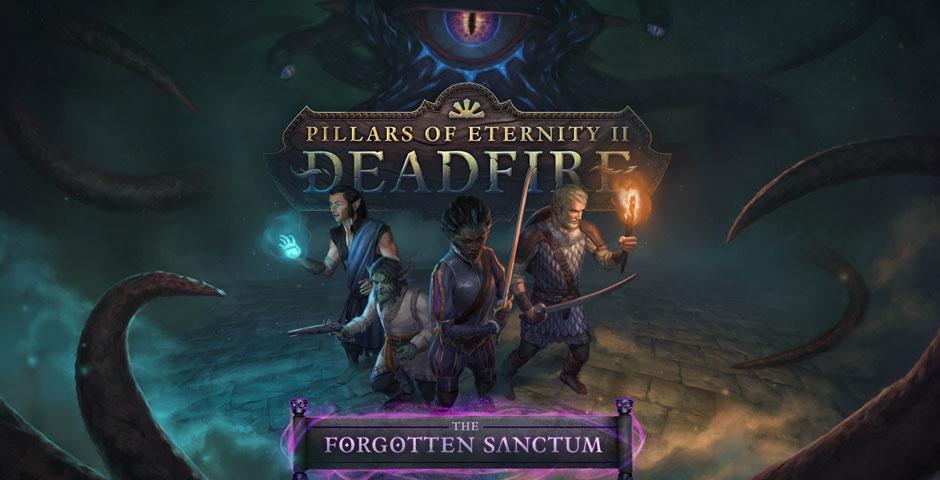 Nominee - Pillars of Eternity II: Deadfire