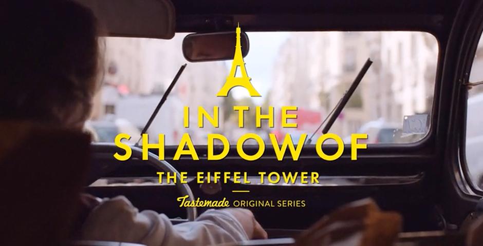 Webby Award Winner - In The Shadow Of- The Eiffel Tower
