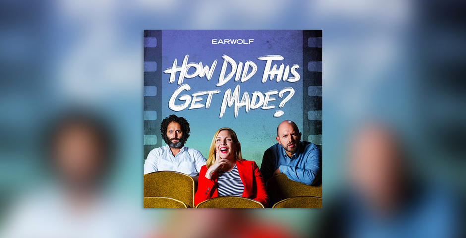Webby Award Winner - How DId This get Made? Podcast