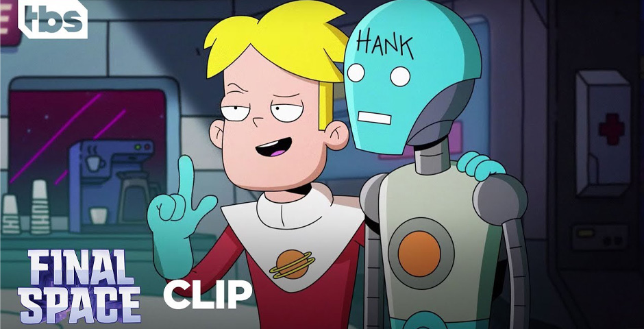 - TBS: Final Space Facebook Live: Cards With Gary
