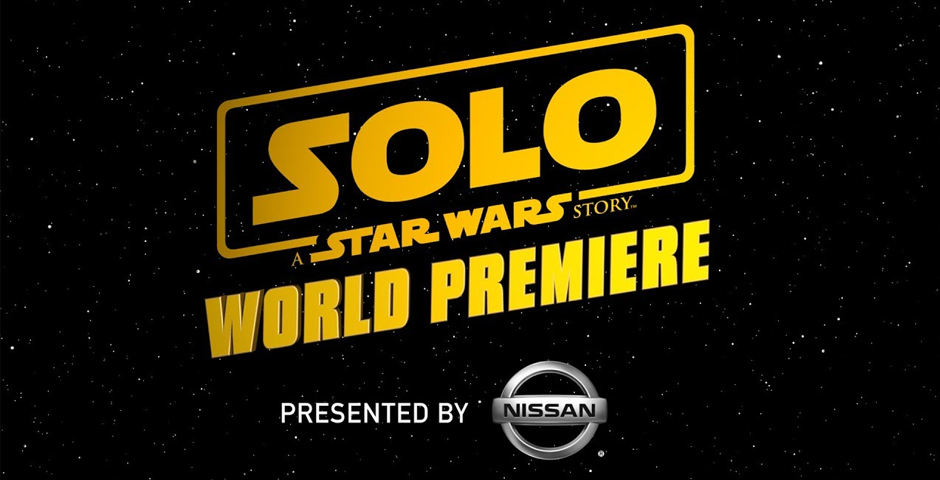 People's Voice - Live From the Red Carpet of Solo: A Star Wars Story!